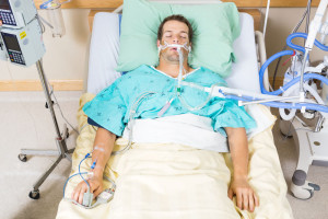 Life support is essential for severe lung disease