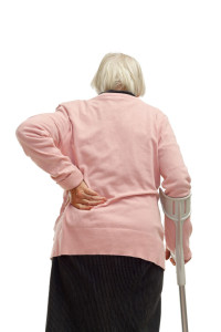 Osteoarthritis is disabling