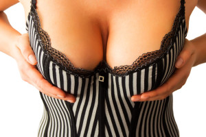 Breast reduction for large breasts
