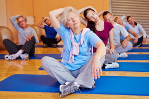 Manage Stress And Relaxation (Yoga Class)