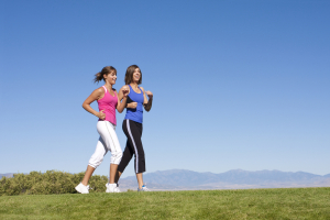 Building Fitness Into The Daily Routines