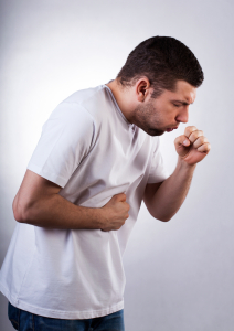Symptoms Of Pneumonia (Cough And Chest Pain)