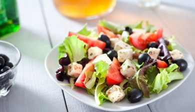 Longer Life With Mediterranean Diet