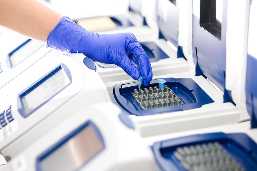 лабораторная диагностика методом ПЦР