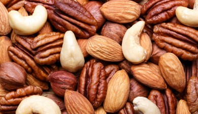 Nuts Protect You From Heart Disease