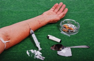 Supervised Heroin Injections Reduce Harm