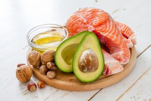 Good Fats Reduce Mortality