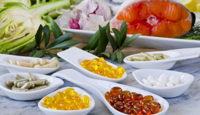 Fish Oil Lowers Inflammation