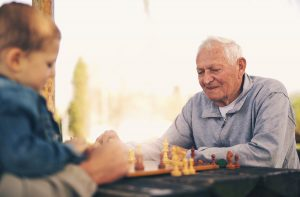 SuperAgers Who Retain More Of Their Brain Power