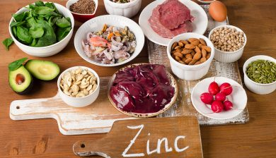Dietary Zinc Stops DNA Damage
