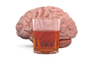 Brain Changes Even With Moderate Alcohol Consumption