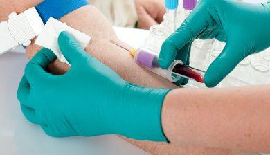 New Alzheimer's Blood Test