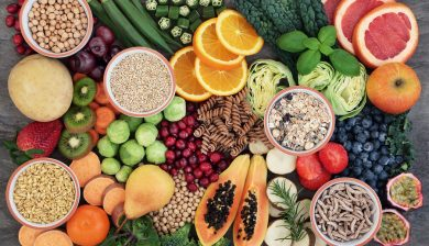 High Fiber Diet Is Good For Your Health