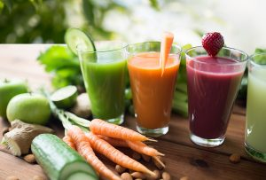 Juicing Loses Fiber And Nutrients