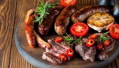Even Small Amounts Of Processed Meat Pose A Risk