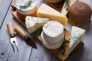Eat Cheese Sparingly