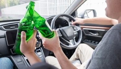 Alcohol's Second Hand Harms