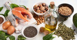 Omega-3 Fatty Acids Reduce Heart Attack Risk