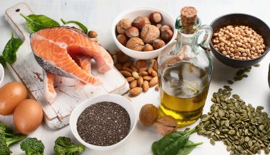 Omega-3 Fatty Acids Reduce Heart Attack Risk