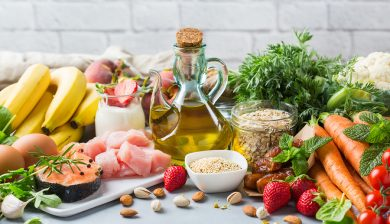 Mediterranean Diet Prevents the Decrease of Cognitive Function with Age