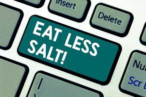 Cutting Salt Prevents Heart Disease
