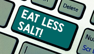 Cutting Salt Prevents Heart Disease