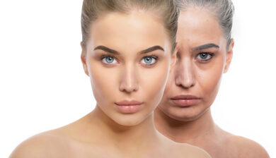 Youthful Skin Heals Better than Old Skin