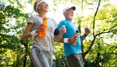 Older Adult's Exercise Intensity Does Not Reduce Mortality